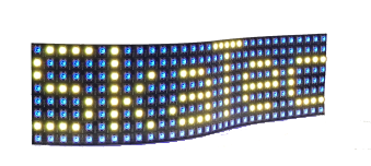 SkaTec Flexible LedScreen